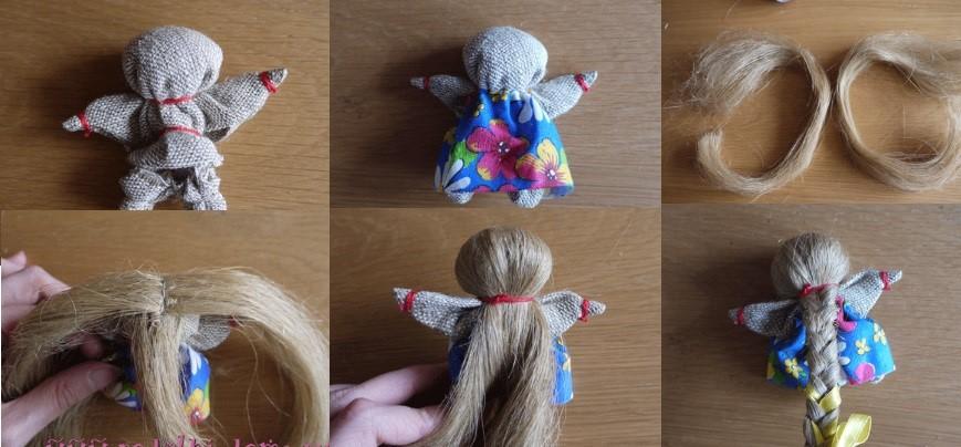 Сделать куклу своими руками в домашних условиях 39